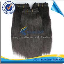 L'arrivée de nouveaux 5a grade gros vierge remy tissage 100% produits pour les cheveux dominicaine