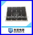 130W 18V Solar panel