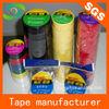 China professional manufacturer good pvc warnning adhesive tape