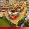 Building model for residential block