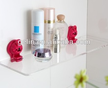 2014 New suction cup shelf rack for bathroom GL8512