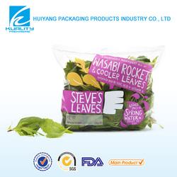 Tamper Proof Custom Resealable Transparent Plastic Bag
