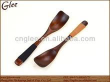 lungo forma cucchiaio di legno fatti a mano