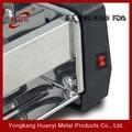 Venta caliente 900 W barbacoa eléctrica parrilla, Temperatura constante de cerámica de infrarrojos de gas quemadores