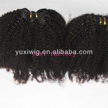 cheap mogolian kinky curly hair product on stock