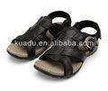 großhandel china hochwertige herren leder sandalen für den sommer