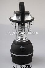 JT8063B 63 LED Solar Fan Camping Battery Rechargeable Lantern