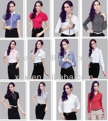 office shirts for ladies different styles uniforms