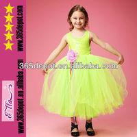 New design bling bling wedding dress fluorescent Tutu dress