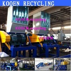 China New style pe pp film recycling plant for selling