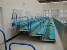 fixed metal structural used bleachers for sale bleacher indoor gym bleachers