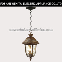 classic hanging lamp electric lighting pendant