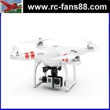 DJI Phantom 2+Zenmuse H3-3D 3-axis high performance gimbal for GoPro Hero3 FPV Aerial Photography UAV