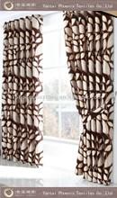 new design turkish ready made window curtains designs