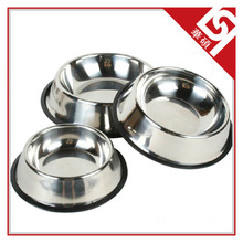 Stainless Steel Pet Feeding Bowl for Dogs/Cats