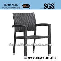 DYCHAIR-D1001,Wicker Outdoor Chair,Rattan Garden Chair,Patio Dinning Chair,Poly Resin Wicker Chair,All Weather Furniture Chair