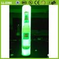 nuevo 2014 venta al por mayor producto de publicidad inflable columna de luz