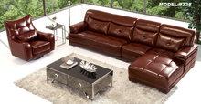 italian antique furniture leather sofa set