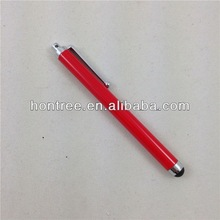 2014 leather& metal customized promotional metal pens