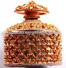 wholesale crystal perfume bottles wedding favor crystal perfume bottle