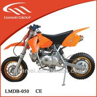 50cc kids gas dirt bikes 50cc for sale cheap/mini cross bike 50cc dirt bike for kids with CE LMDB-050