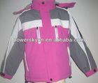 ski jacket, ski wear, winter coat