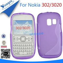 Creative design protective case for nokia asha 302