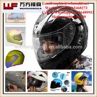 Motorcycle helmet mould/Molde del casco en motocicletas