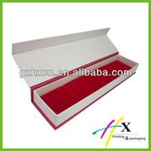 velvet long Gift Paper Box for Pen/ Necklace/tie