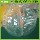 human bubble ball/crazy loopyballs/inflatable bumper game ball