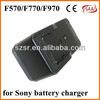 np-f970 Camcorder Battery Charger for DCRVX2100 and HDRFX1