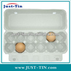 K-high quality hot press cardboard egg cartons price