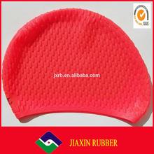 2014 Hot selling sport custom swimming cap ODM swim cap/funny swimming cap