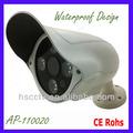 fácil instalação da câmera ccd da câmera da bala