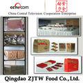 2014 secas orgánica bayas de goji/fruta wolfberry, a granel las bayas de goji