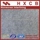China Factory Fuse Non Woven Interlining Adhesive Fusible Linings Fabrics PA Coating Powder