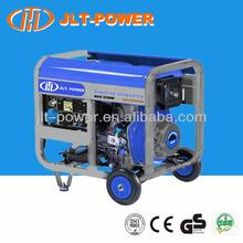 4-stroke air cooled diesel generator 178f 3000w diesel generating set factory prices