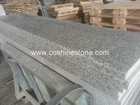 Cheap China New G603 stair grey granite step