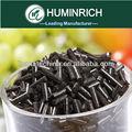 شنيانغ huminrich 60ha+15fa+8k2o بيو humate الأسمدة في الزراعة