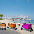Folding Box Trolley On Wheels