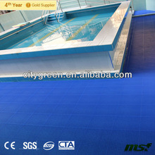 Non-slip PP Flooring for Swimming Pool & Hot Tub Surrounds