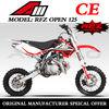 China Apollo ORION Brand 2015 Gas MINI CROSS RFZ OPEN 125CC Dirt Bike 125CC Pit Bike