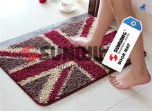 heavy duty waterproof microfiber door mat