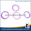 2014 auto gummi silikon-dichtung o-ring