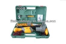 12V DC 1.5T Electric car jack& Impact wrench, car repair tool kit, Multifunction Tyre Change Kit FIT-Z01