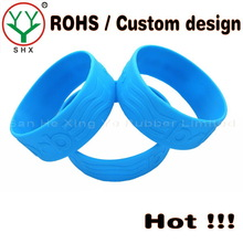 bracelets wrist wears rings silicone products promotional