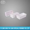 90% alumina ceramic crucible container