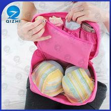 Multi Pocket Storage Cosmetic Bra Bag For Traveller