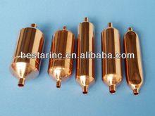 Hot selling refrigeration copper accumulator