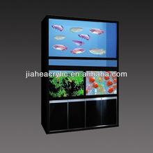 Professional design acrylic usb fish tank